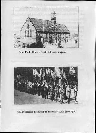 Page 5 of unveiling pamphlet