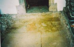 The Chancel Floor
